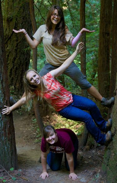 field trip to the redwoods!
