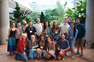 extended lab family at ESA 2017!